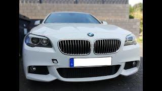 BMW 520 D F10 F11 Motorschaden - Prüfung; Turbolader, AGR, Ansaugmodul, Kolben, Injektor, Motorbrand