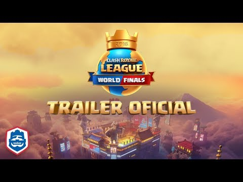 Clash Royale League: Trailer Final Mundial