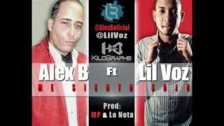 Alex B ft Lil Voz - Me Siento Solo. Prod Mp