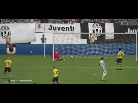FIFA 16 Pogba Screamer