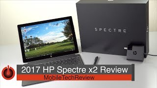hP Spectre x2 Review (2017) - the More Affordable Surface Pro
