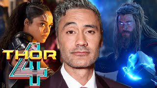 BREAKING: Taika Waititi is Set to Write and Direct Thor 4!