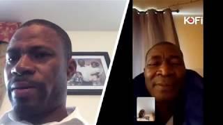 EVANGELIST ADDAI'S FATHER LIVE ON KOFI TV-PLEASE GHANA SHOULD FORGIVE MY SON