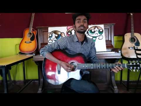 COLD | MAROON 5 | Perfect COVER | EASY CHORDS | SRI SLINGER