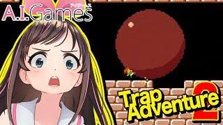 【Trap Adventure2】今までで一番腹立った!!