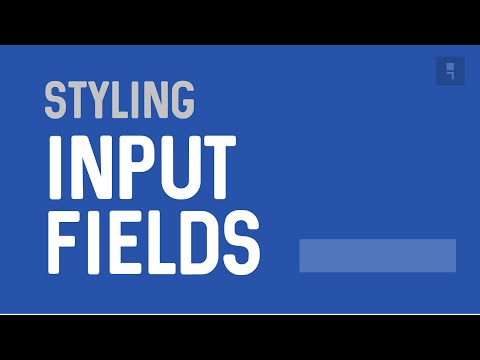 CSS Animated Input Field - How To Style Custom Input Field With CSS