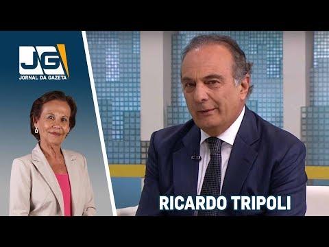 Maria Lydia entrevista Ricardo Tripoli, deputado federal PSDB/SP, sobre eleições