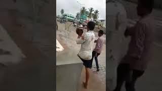 Tana talli piena hatyachaaram chesadani meda narikina koduku
