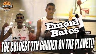 "Video Young KD | 6'6"" Emoni Bates IS THE COLDEST 7th Grader ON THE PLANET download MP3, 3GP, MP4, WEBM, AVI, FLV November 2018"
