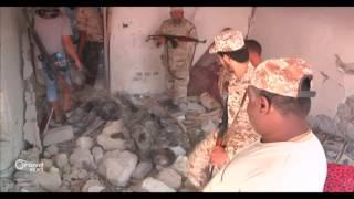 تنظيم الدولة ينهزم في سرت الليبية.. ويخسر أهم معاقله في المغرب العربي