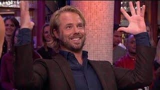 Thijs Römer over zijn ontmoeting met Julia Roberts - RTL LATE NIGHT