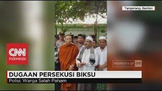 Diduga Lakukan Ritual Keagamaan, Video Persekusi Biksu Salah Paham