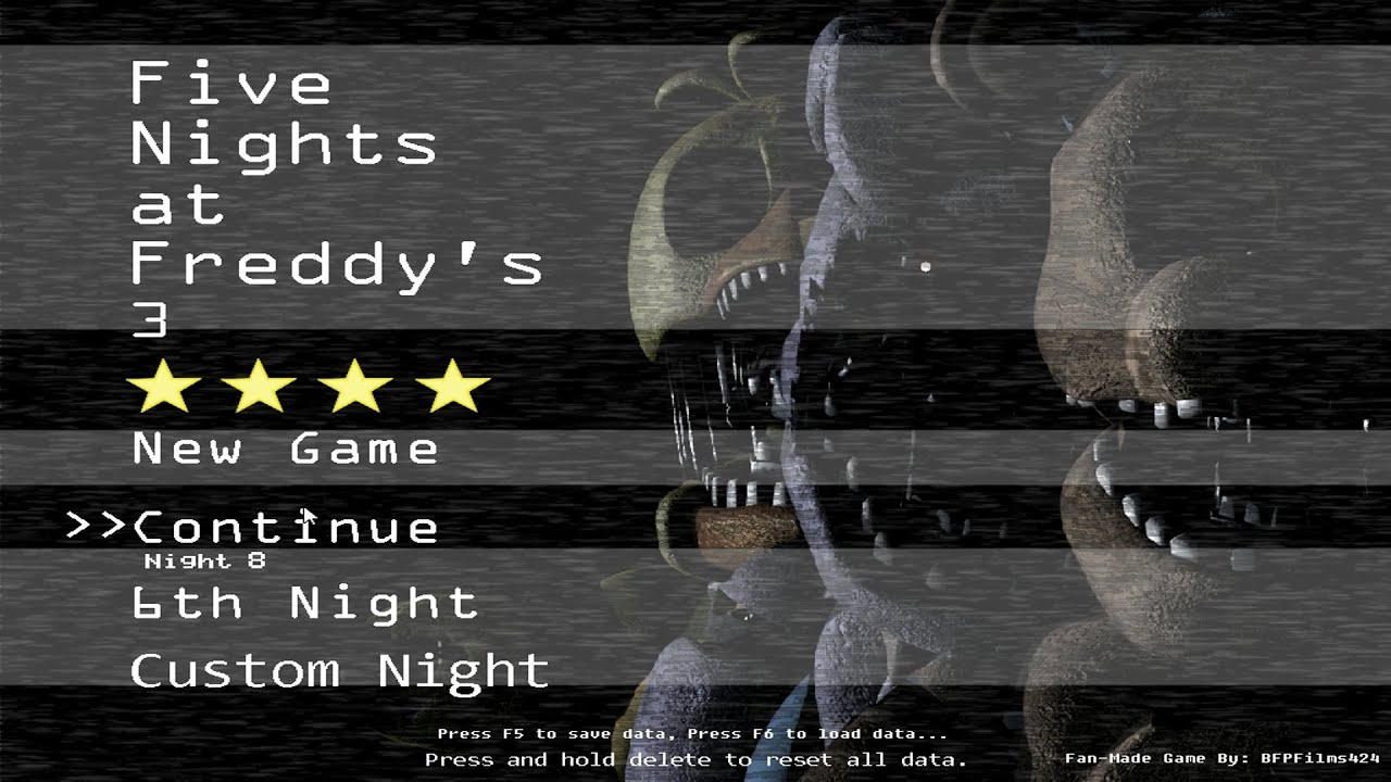 five nights at freddy s 3 fan made game on scratch bolla co