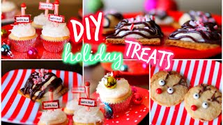 Easy & Yummy Diy Holiday Treats! 2014