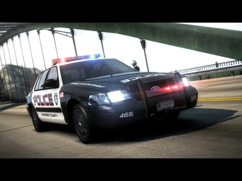 Need for Speed Hot Pursuit - Chase 101