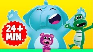 Canciones del Zoo - Mix Enganchados en HD