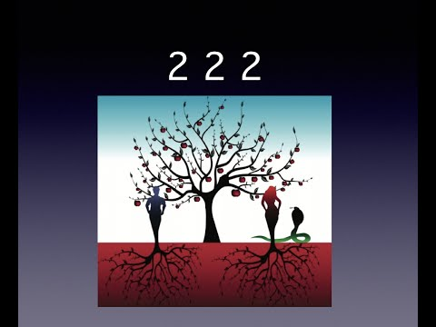 The Number 222 (The Tree of Life)