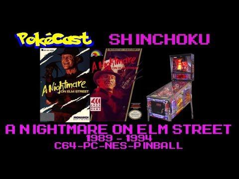 PokeCast Shinchoku : A Nightmare on Elm Street