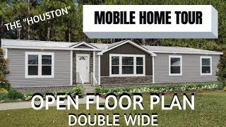 Mobile Home | 32X68 3 bed 2 bath Winston Double Wide | The Houston | Mobile Home Masters