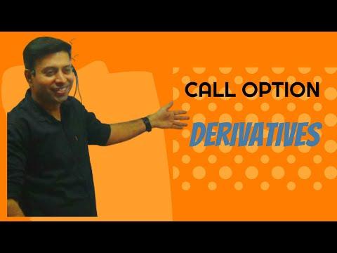 Basic Call Option