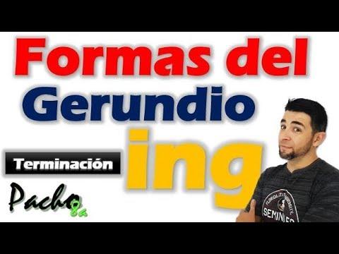 Estas son las 5 formas de usar el ING o el GERUNDIO en inglés