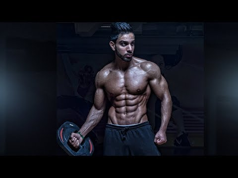 The Famous 10-Pack abs full workout - Ranked top 2 abs in the world
