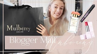 UNBOXING MY PO BOX // Blogger Mail Haul //  Fashion Mumblr