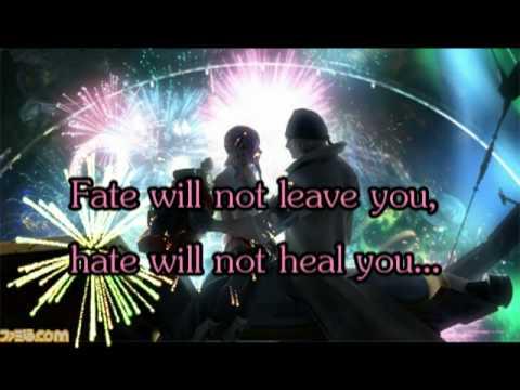 Serah's theme FFXIII with lyrics