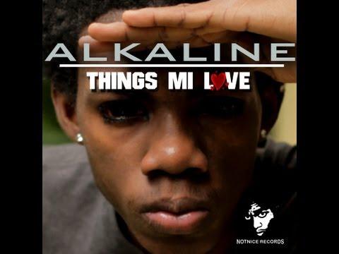 Alkaline - Thing Mi Love Lyrics
