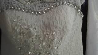 Свадебное платье  новое с Алиэкспресс. Красивое , пышное.