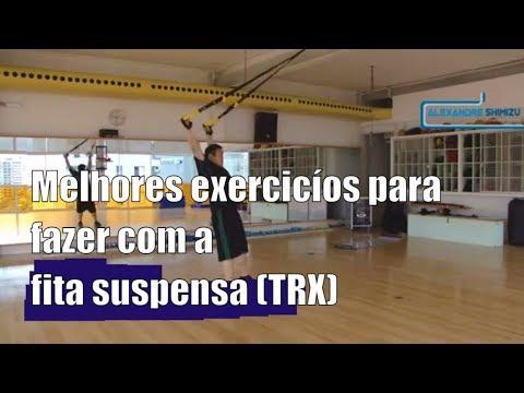 TRX – Treinamento Suspenso