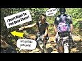Afraid To Pee In The Woods | Pt. 1 | The Zebra Tribe