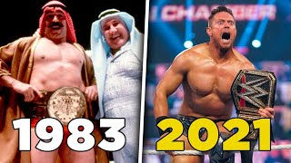 Ranking Every Transitional WWE World Champion From Worst To Best