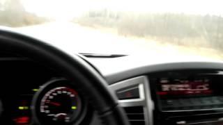 видео Расход топлива Mitsubishi Pajero