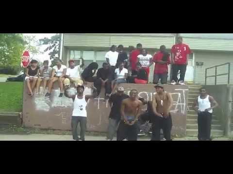 MIKE DA KIDD HEAVY MUSIC VIDEO BEHIND DA SCENES
