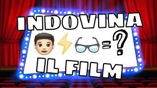 RIESCI A INDOVINARE IL FILM CON LE EMOJI? - Sfida per tutti! #1