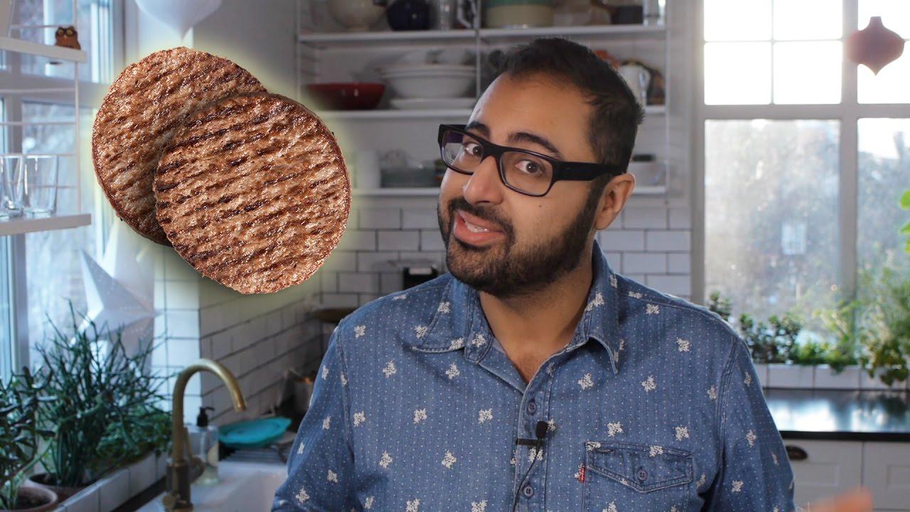 frysta hamburgare test