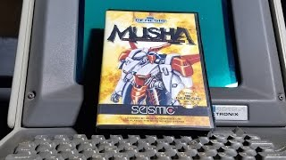 CGR Feature Review Update - Making MUSHA review by Classic Game Room