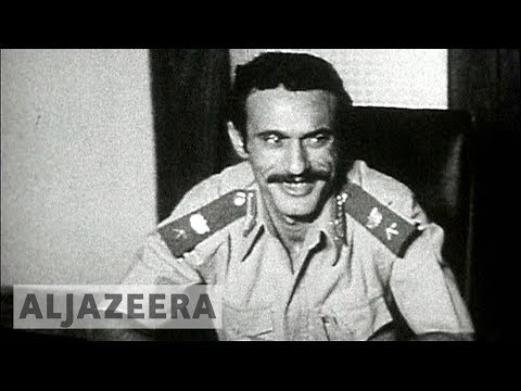 Timeline: Rise and fall of Yemen's Ali Abdullah Saleh