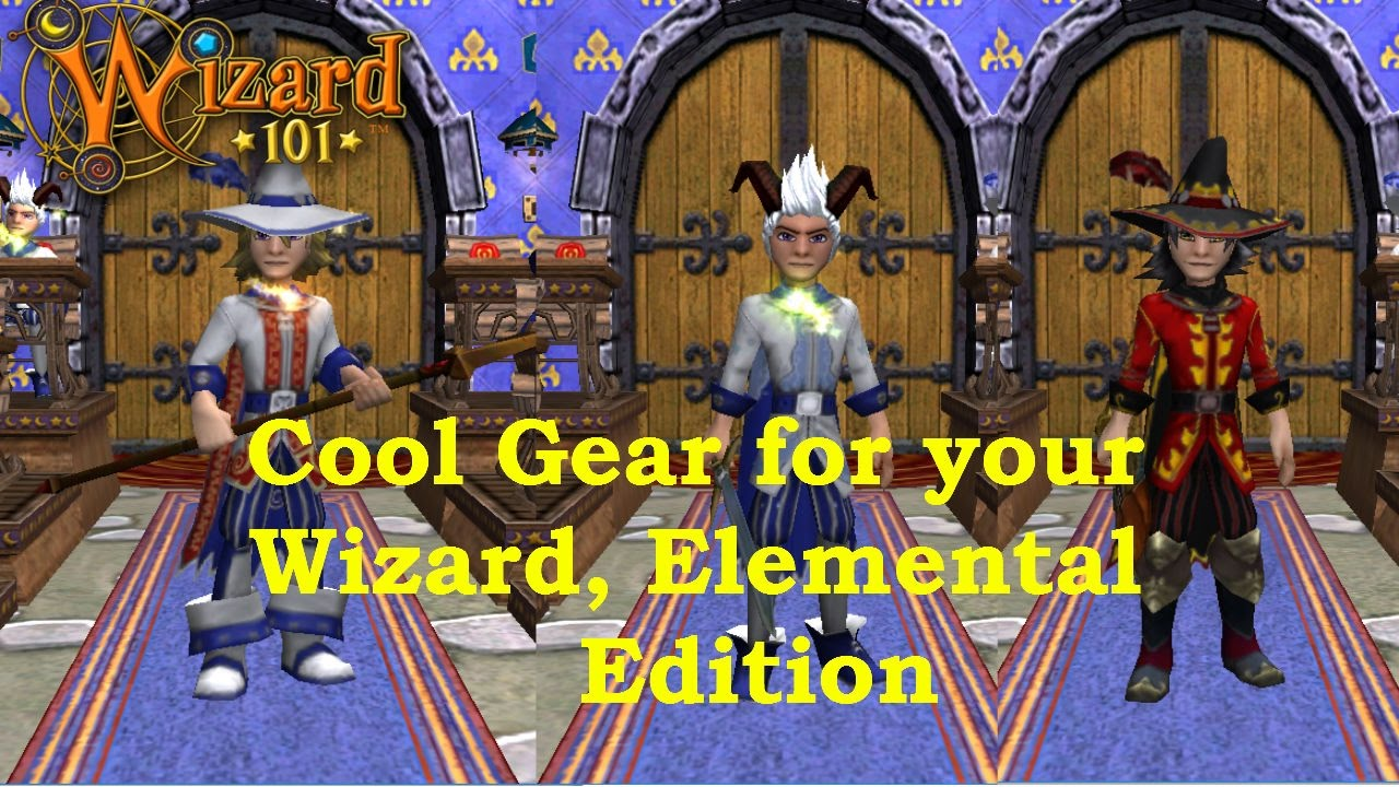 ca918130996 Wizard101  How to get cool Robes! - YouTube