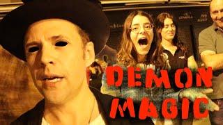 Am i a DEMON Magician? -Julien Magic