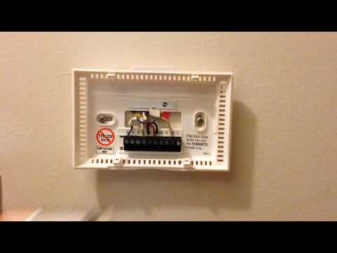 hqdefault?sqp= oaymwEWCKgBEF5IWvKriqkDCQgBFQAAiEIYAQ==&rs=AOn4CLAlt3VUohxbRksT1jbQfD9eO5ixbg how to install a lux tx9600ts programmable thermostat youtube lux thermostat tx9600ts wiring diagram at panicattacktreatment.co