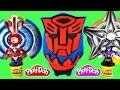 Transformers Giant Surprise Egg TMNT Superhero LEGO Cars Play Doh Spongebob Despicable Me