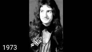 Evolução do John Deacon