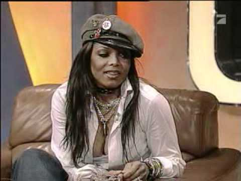 Janet Jackson hilarious interview