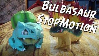 Bulbasaur Papercraft | StopMotion por FelipeBlast