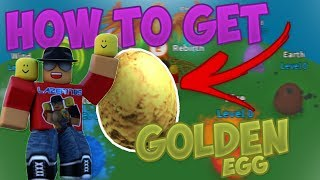 [Roblox] Egg Farm Simulator: GETTING THE GOLDEN EGG (How to get the golden egg)