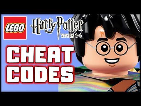 LEGO Harry Potter - Cheat Codes