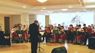 «Погоня» концертный номер оркестра русских народных инструментов.В рамках проекта «Культура-это Мы»