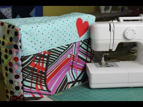 How to Make a Sewing Machine Cover thumbnail